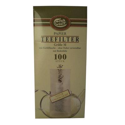 Afbeeldingen van Theefilter - theepot (100 stuks)