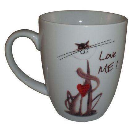 Afbeelding van Theetas 'Love me'