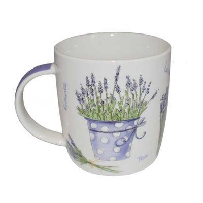 Afbeeldingen van Theetas Lavendel - paars