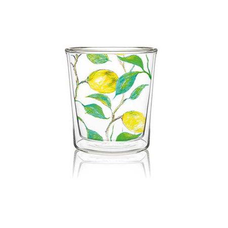 Afbeelding van Theeglas - citroen